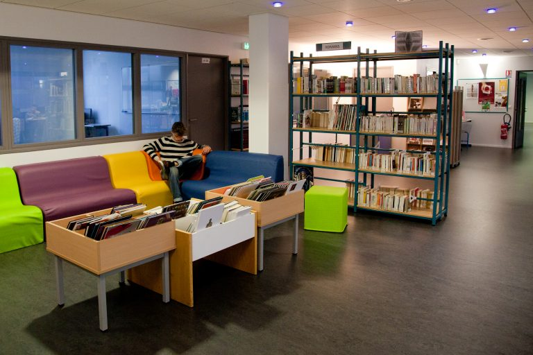 Centre de documentation et de recherche du Campus des Métiers et de l'Artisanat