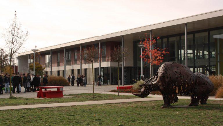 Bâtiment du Campus des Métiers et del'Artisanat